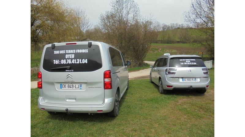 Recherche d'une licence taxi sur le département de l'Isère